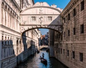 Attrazioni di Venezia Ponte dei Sospiri